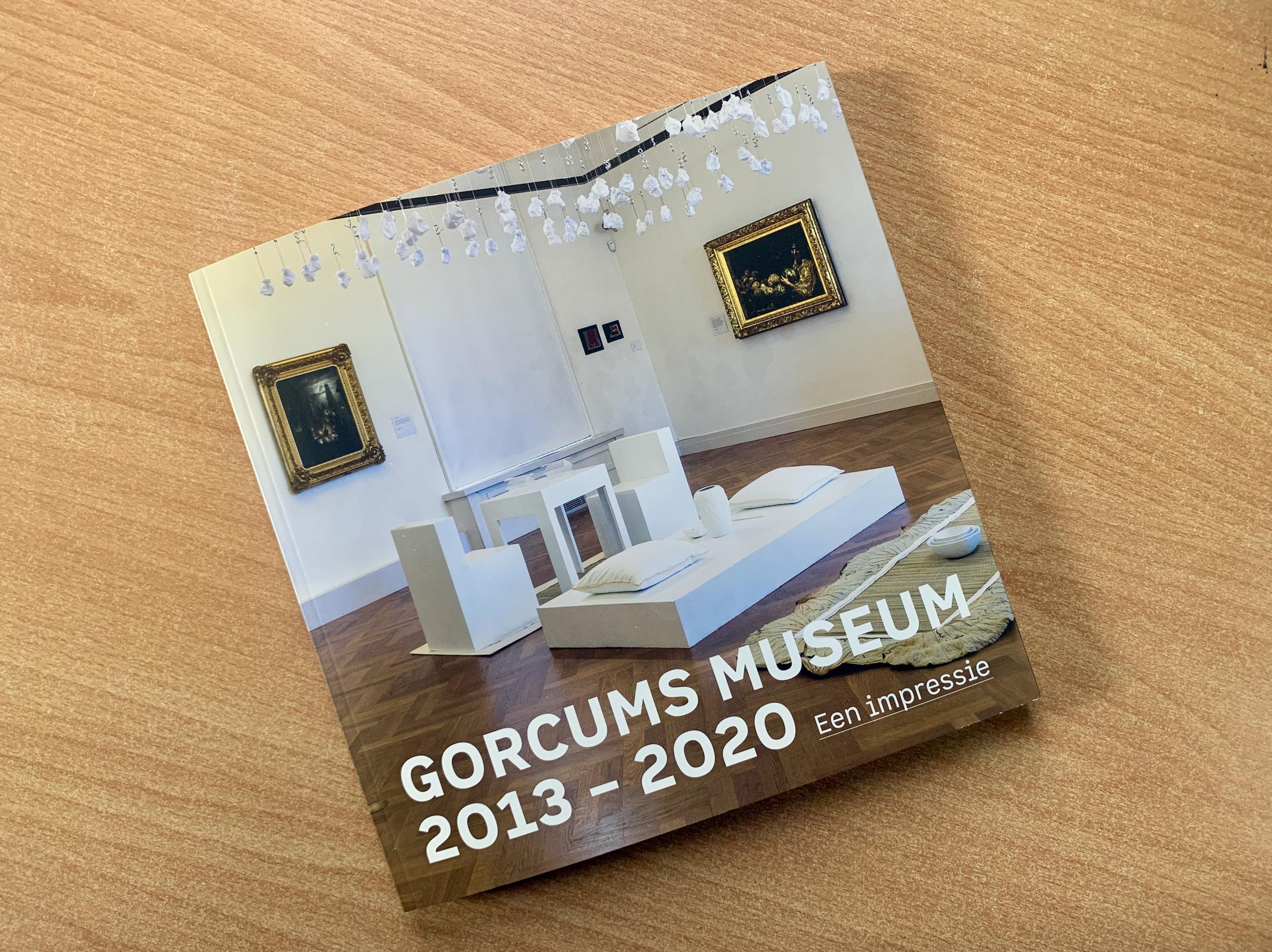 Boek Gorcums Museum 2013 - 2020