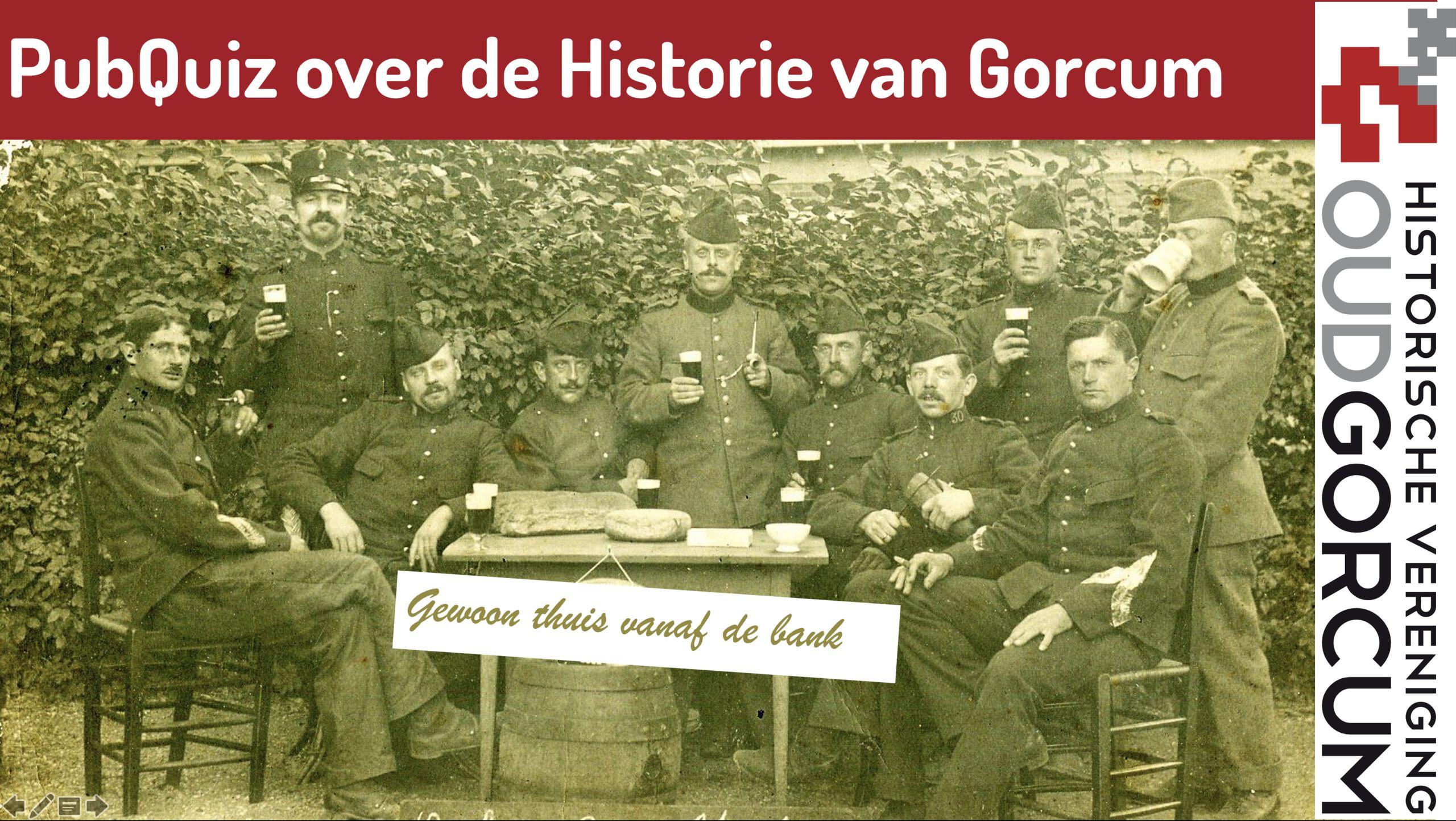 PubQuiz Oud Gorcum